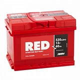 Red, car-battery