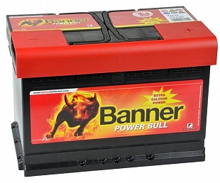 Banner Power Bull 74 Ah (p7412)